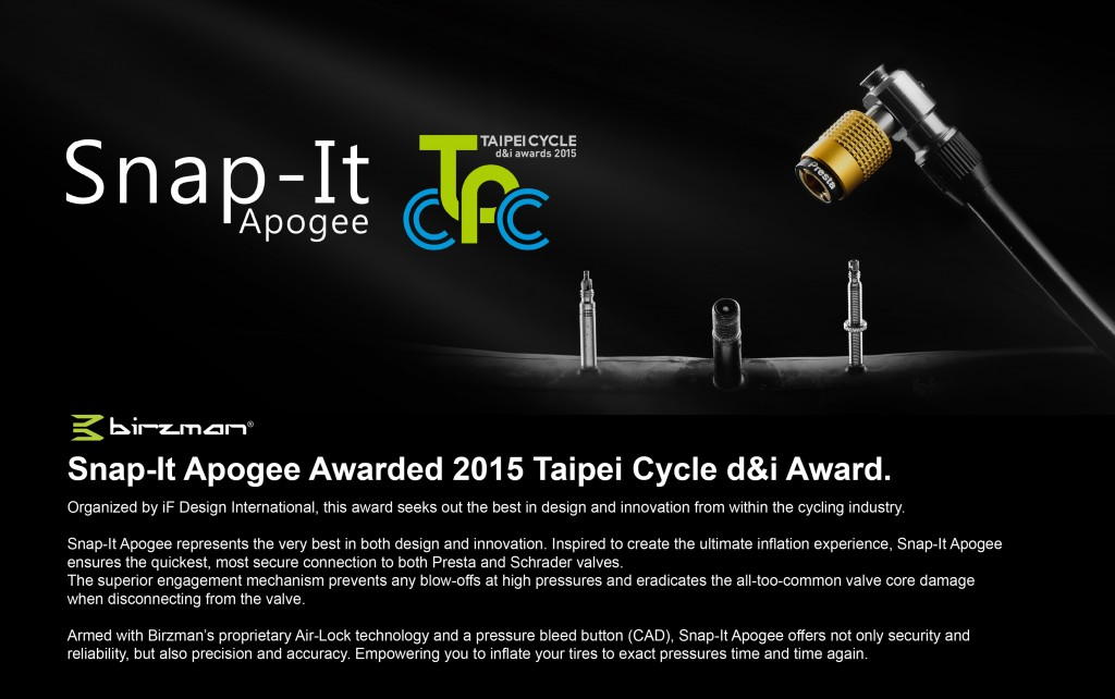 Apogee Award Write Up